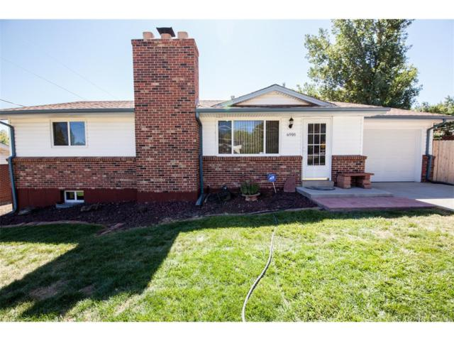 6918 W 70th Avenue, Arvada, CO 80003 (#2323064) :: The Griffith Home Team