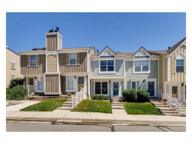9483 W Ontario Drive, Littleton, CO 80128 (MLS #2323963) :: 8z Real Estate