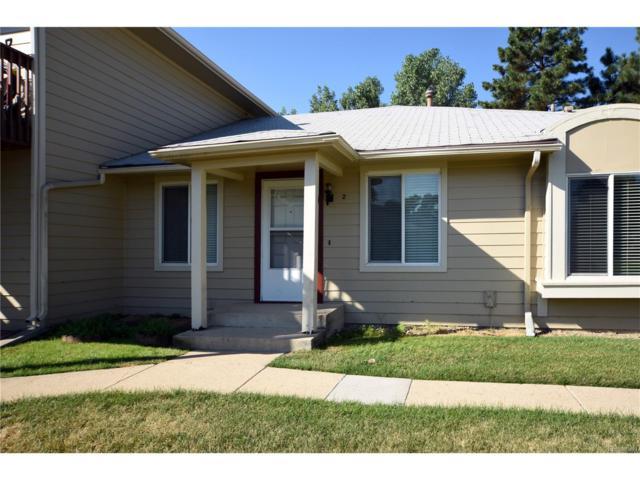 7917 York Street #2, Denver, CO 80229 (MLS #2323986) :: 8z Real Estate