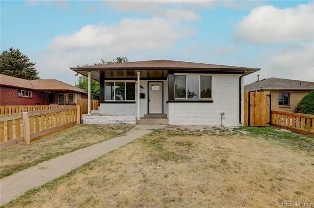 3363 N Krameria Street, Denver, CO 80207 (#2325043) :: The Colorado Foothills Team | Berkshire Hathaway Elevated Living Real Estate