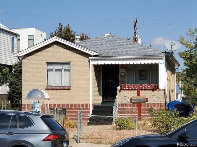2327 W 32nd Avenue, Denver, CO 80211 (#2325196) :: milehimodern