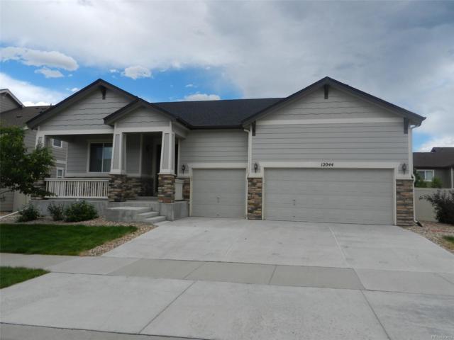 12044 Triple Crown Drive, Parker, CO 80134 (MLS #2325330) :: 8z Real Estate