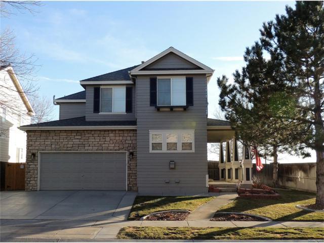 13254 E 104th Drive, Commerce City, CO 80022 (MLS #2325393) :: 8z Real Estate