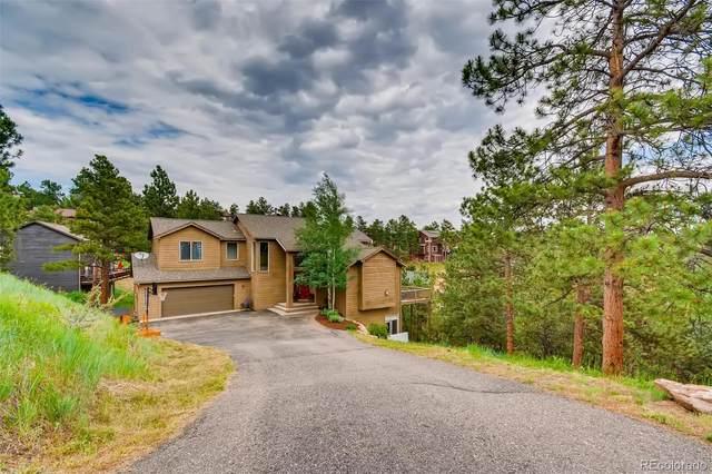 3172 Gold Yarrow Lane, Evergreen, CO 80439 (#2325761) :: Berkshire Hathaway HomeServices Innovative Real Estate
