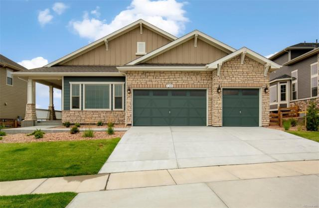 8546 Rogers Loop, Arvada, CO 80007 (#2325830) :: The Peak Properties Group
