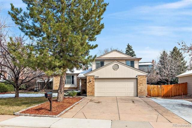 16987 E Crestline Place, Centennial, CO 80015 (#2326122) :: The Dixon Group