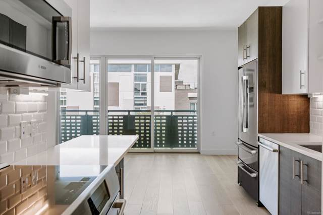 2525 Arapahoe Street #306, Denver, CO 80205 (MLS #2326659) :: 8z Real Estate