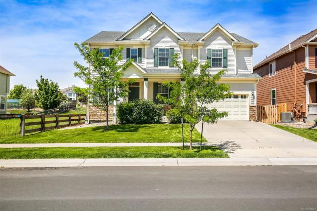 17048 E Trailmaster Drive, Parker, CO 80134 (#2326831) :: Colorado Home Realty