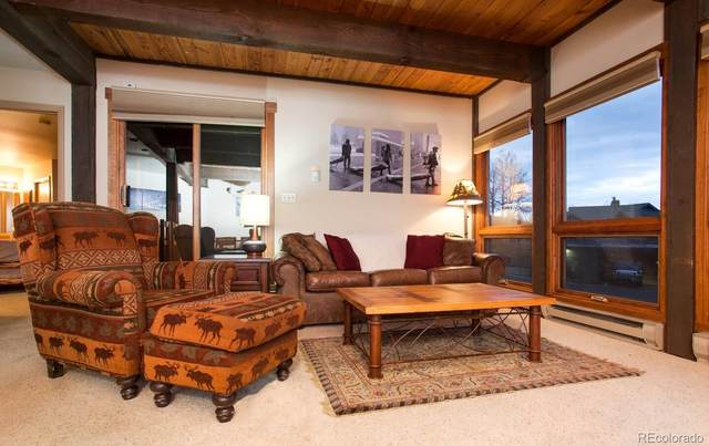 2700 Village Drive C-102, Steamboat Springs, CO 80487 (#2327429) :: The Margolis Team