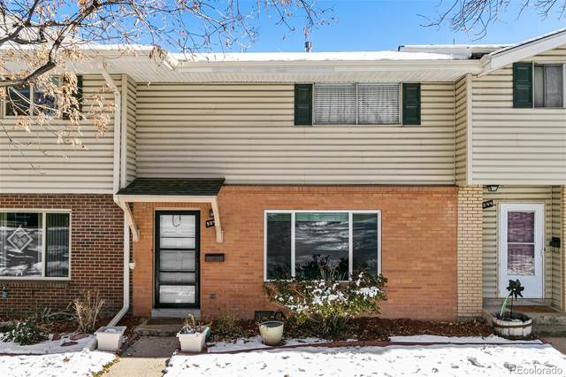 9046 E Mansfield Avenue #390, Denver, CO 80237 (#2327739) :: Realty ONE Group Five Star