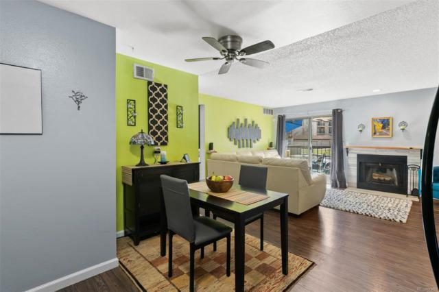 2575 S Syracuse Way M208, Denver, CO 80231 (#2327806) :: Wisdom Real Estate