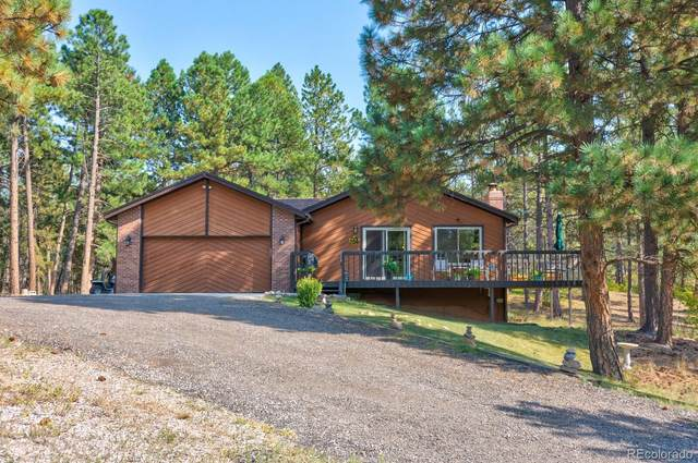 10445 Empire Drive, Franktown, CO 80116 (MLS #2327880) :: Kittle Real Estate