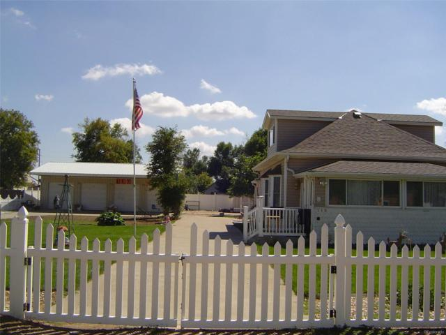 110 5th Street, Gilcrest, CO 80623 (MLS #2328014) :: 8z Real Estate