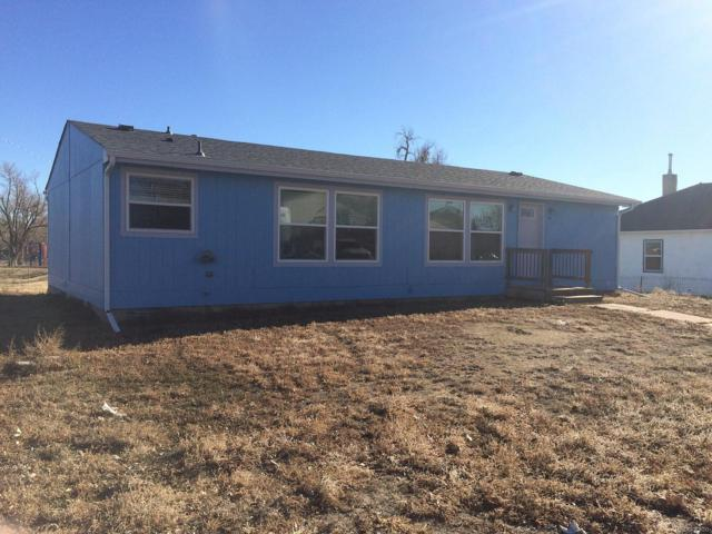 80 S Ash Street, Keenesburg, CO 80643 (#2328241) :: The Griffith Home Team