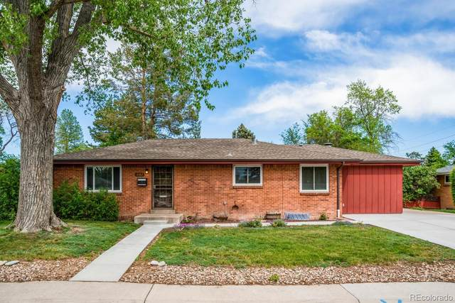 6682 S Sherman Street, Centennial, CO 80121 (#2328331) :: The Griffith Home Team