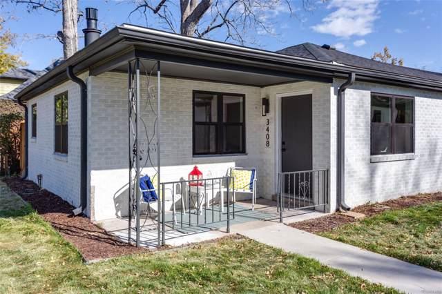 3408 Tennyson Street, Denver, CO 80211 (#2328378) :: RazrGroup