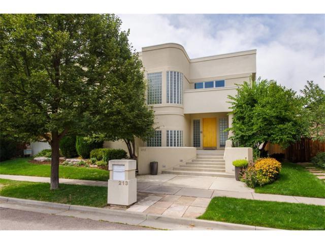 213 S Pontiac Street, Denver, CO 80230 (#2328505) :: Wisdom Real Estate
