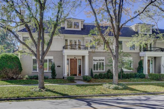1050 E 7th Avenue, Denver, CO 80218 (#2328597) :: The Griffith Home Team