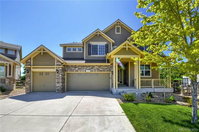 16484 E 117th Avenue, Commerce City, CO 80022 (#2328710) :: Bring Home Denver with Keller Williams Downtown Realty LLC