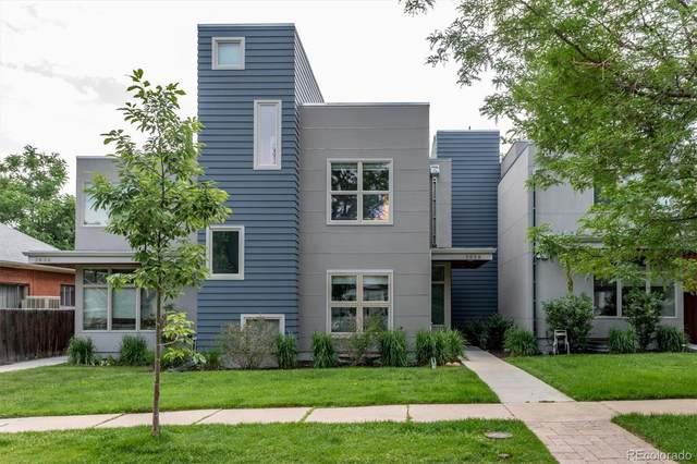 3928 Yates Street, Denver, CO 80212 (#2328773) :: The HomeSmiths Team - Keller Williams