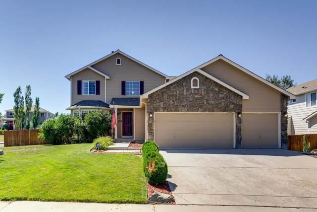 1090 Quarterhorse Trail, Castle Rock, CO 80104 (MLS #2328871) :: 8z Real Estate