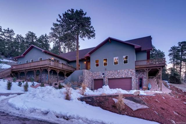 215 Spruce Road, Golden, CO 80401 (#2329017) :: James Crocker Team