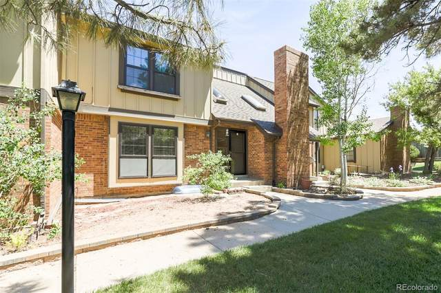 7966 E Phillips Circle, Centennial, CO 80112 (#2329312) :: Briggs American Properties
