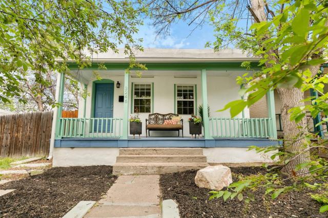 3246 N Elizabeth Street, Denver, CO 80205 (#2329472) :: House Hunters Colorado