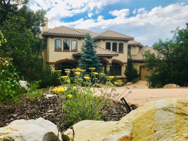 145 Capulin Place, Castle Rock, CO 80108 (#2329546) :: Bring Home Denver