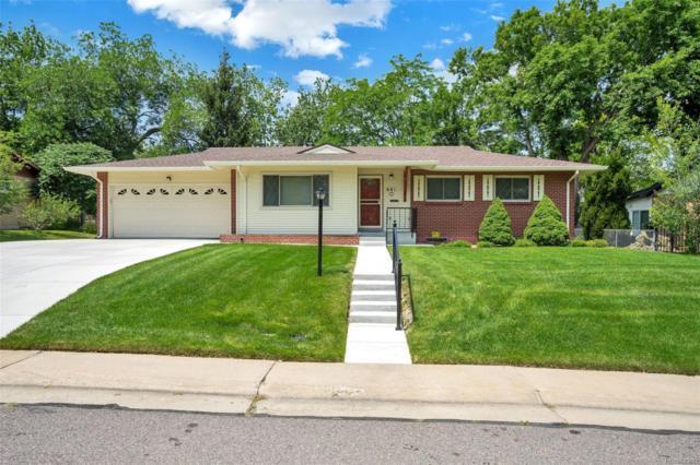 661 S Taft Street, Lakewood, CO 80228 (#2329632) :: Bring Home Denver
