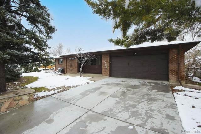 4708 S Routt Court, Littleton, CO 80127 (#2329640) :: The Dixon Group