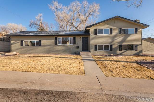 2 Meadowbrook Drive, Pueblo, CO 81001 (MLS #2329657) :: Keller Williams Realty