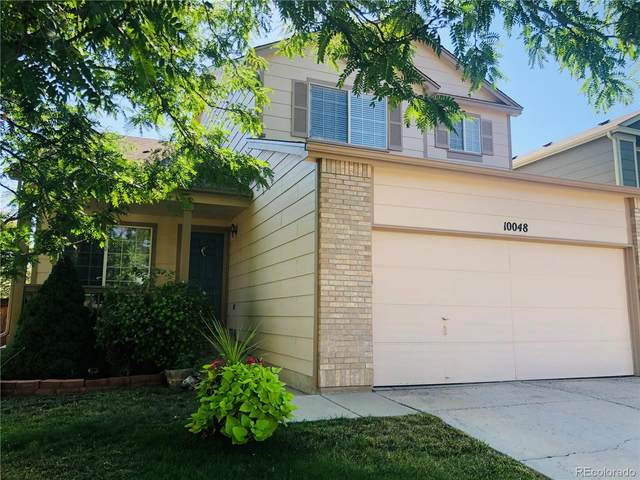 10048 Broome Way, Highlands Ranch, CO 80130 (#2330171) :: The Margolis Team