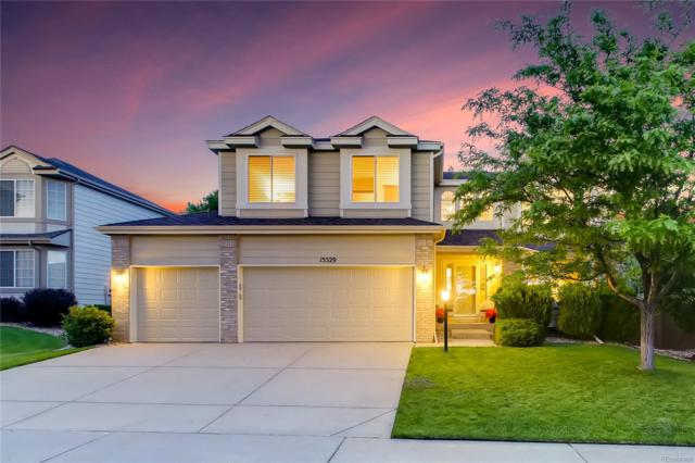 15529 E Dorado Place, Centennial, CO 80015 (#2330257) :: The Tamborra Team
