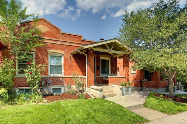 3043 W 21st Avenue, Denver, CO 80211 (#2330476) :: The Heyl Group at Keller Williams
