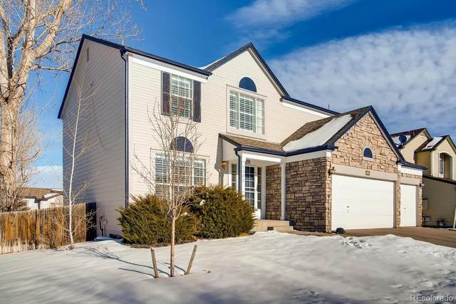 5300 S Genoa Street, Centennial, CO 80015 (#2330505) :: Compass Colorado Realty