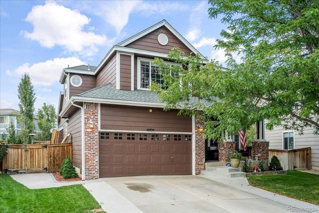10325 Ravenswood Lane, Highlands Ranch, CO 80130 (#2330606) :: Compass Colorado Realty