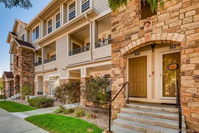 12711 Colorado Boulevard 316-C, Thornton, CO 80241 (#2330672) :: iHomes Colorado