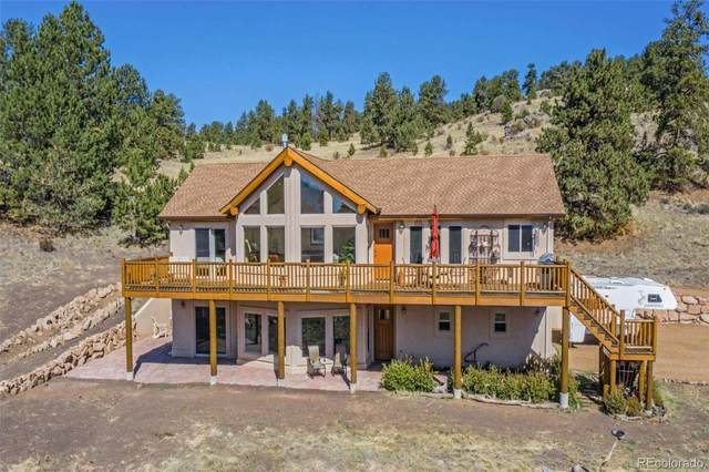 162 Old Kathleen Trail, Guffey, CO 80820 (#2330999) :: Sultan Newman Group