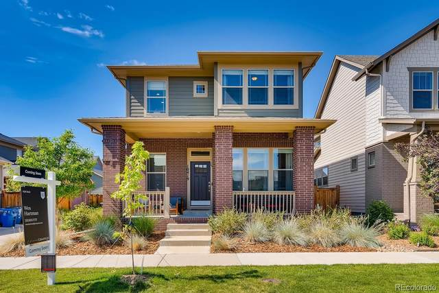 10419 E 25th Drive, Aurora, CO 80010 (#2331187) :: The DeGrood Team