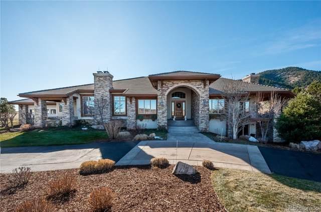 10058 Whistling Elk Drive, Littleton, CO 80127 (MLS #2331291) :: 8z Real Estate