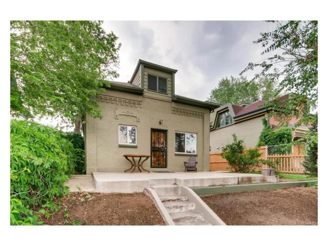 2524 Arapahoe Street, Denver, CO 80205 (MLS #2331428) :: 8z Real Estate