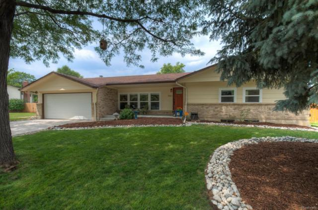 7463 S Wellington Street, Centennial, CO 80122 (#2331532) :: House Hunters Colorado