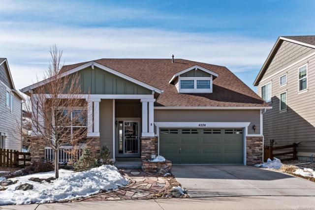 4274 Abstract Street, Castle Rock, CO 80109 (#2332368) :: Ben Kinney Real Estate Team