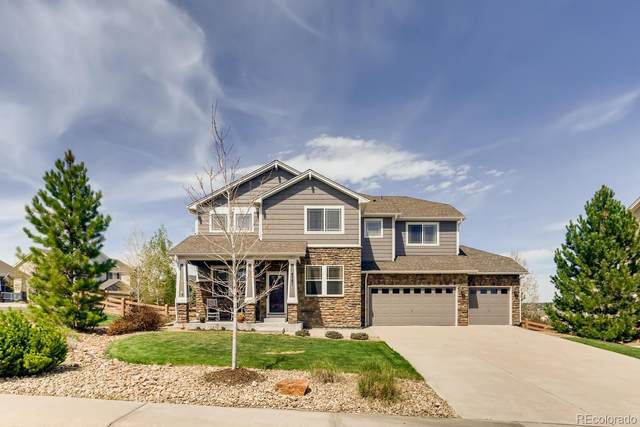4751 Sedona Circle, Parker, CO 80134 (#2332432) :: The Healey Group