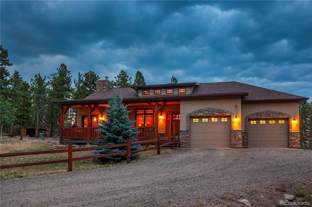 440 Grizzly Drive, Ward, CO 80481 (#2332450) :: Berkshire Hathaway HomeServices Innovative Real Estate