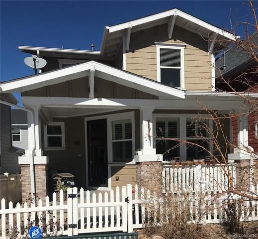 2725 Central Park Boulevard, Denver, CO 80238 (MLS #2332726) :: 8z Real Estate