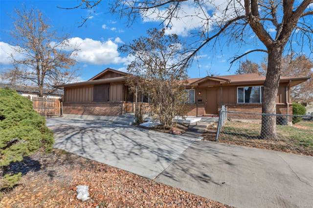 3923 W 89th Way, Westminster, CO 80031 (#2332793) :: milehimodern