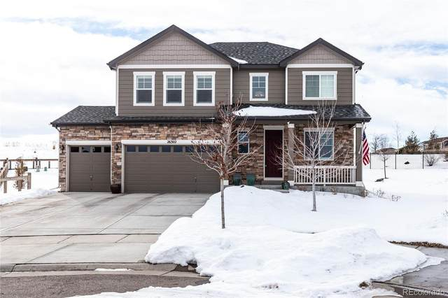 26302 E Glasgow Place, Aurora, CO 80016 (#2332864) :: Bring Home Denver with Keller Williams Downtown Realty LLC