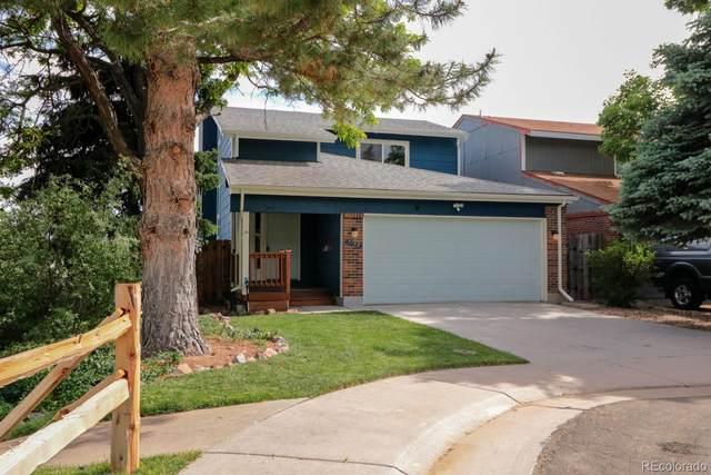 7158 Fenton Circle, Arvada, CO 80003 (MLS #2333023) :: Bliss Realty Group